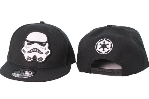 Star Wars Stormtrooper Cap Black