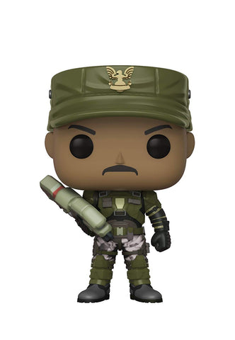 Funko POP! Halo Sgt. Johnson Vinyl Figure