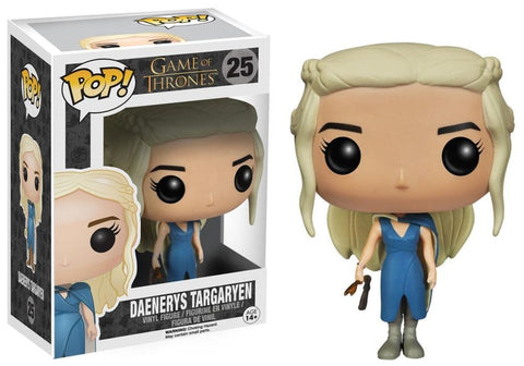 POP Game of Thrones Daenerys Targaryen V3 Vinyl Figure