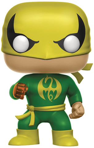 Funko POP Marvel Iron Fist Vinyl Figure