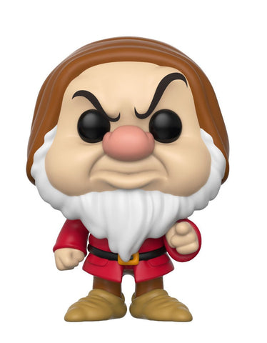 Funko POP Grumpy Snow White And The Seven Dwarfs Vinyl Figure