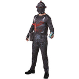 Fortnite Black Knight Jumpsuit Costume