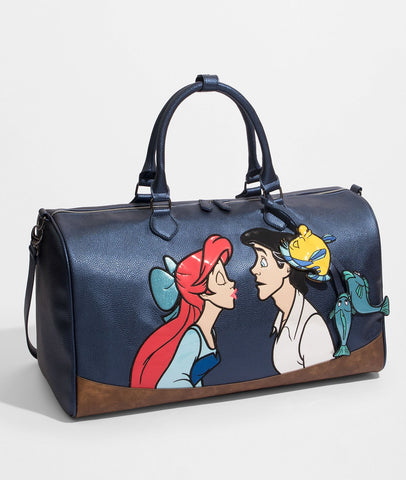 Disney Little Mermaid Travel Bag