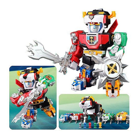 Altimite DX Voltron Transform Action Figure