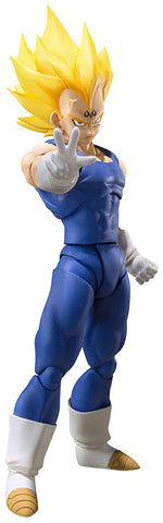 SH Figuarts Bandai Dragon Ball Majin Vegeta Figure