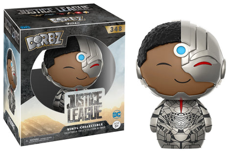 Dorbz Justice League Cyborg Vinyl Figure