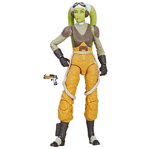 Star Wars Rebels The Black Series Hera Syndulla 6-Inch Action Figure