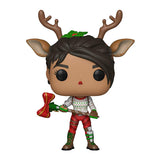 Funko POP! Games: Fortnite - Red-Nosed Raider Vinyl Figure