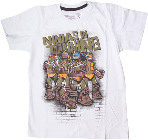 TMNT Ninjas In Training Youth T-Shirt