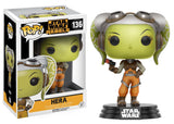 POP Star Wars Rebels Hera Vinyl Bobble Head