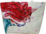 Loungefly Little Mermaid Tote Bag