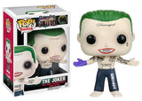 POP Suicide Squad Joker ShirtleSuicide Squad Vinyl Figure