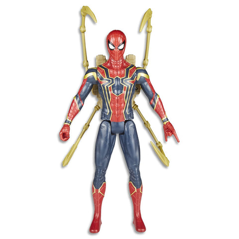 Avengers Infinity War Titan Hero Spiderman Action Figure