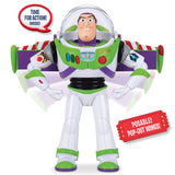 Disney Toy Story Deluxe Talking Buzz Lightyear Figure