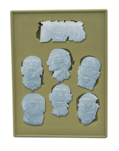 The Walking Dead Series 2 Ice Cube Silicone Tray