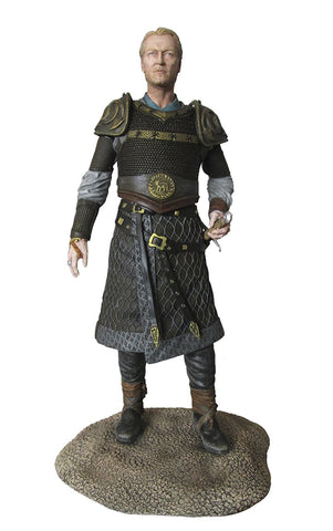 Game of Thrones Jorah Mormont Statue