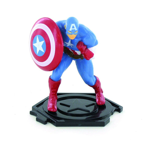 Comansi Marvel Mini Figure - Captain America