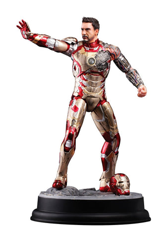 Iron Man 3 Mark XLII Battle Damaged Action Figure