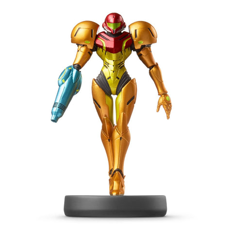 Amiibo Samus (Super Smash Bros Series)
