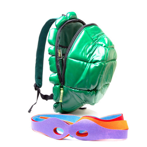 Turtles Shield Back Pack with Mask