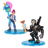 Fortnite Duo Pack-Assortment Omega & Brite Bomber Figure