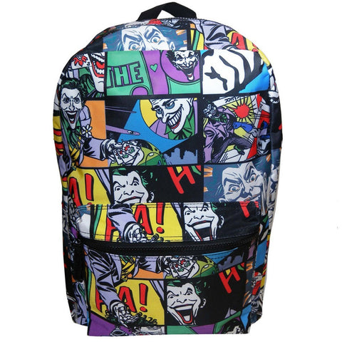 The Joker Popart Backpack