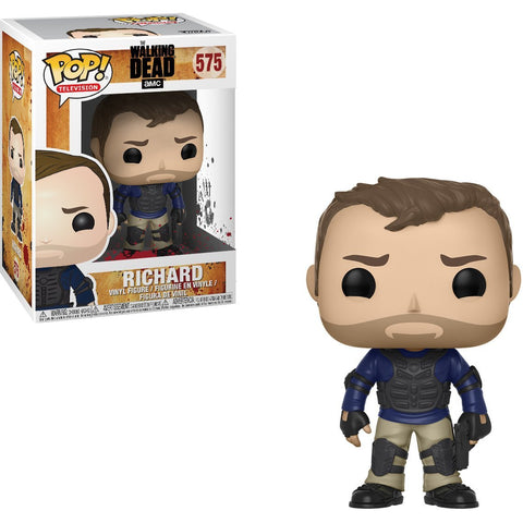 Funko POP! The Walking Dead Richard Vinyl Figure