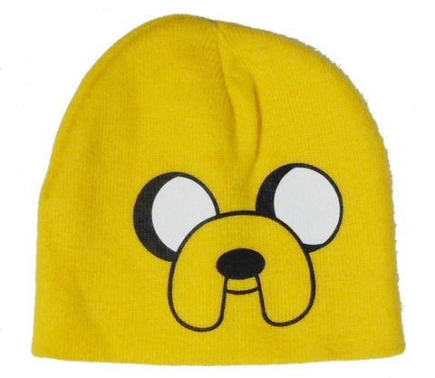 Adventure Time Jake Beanie