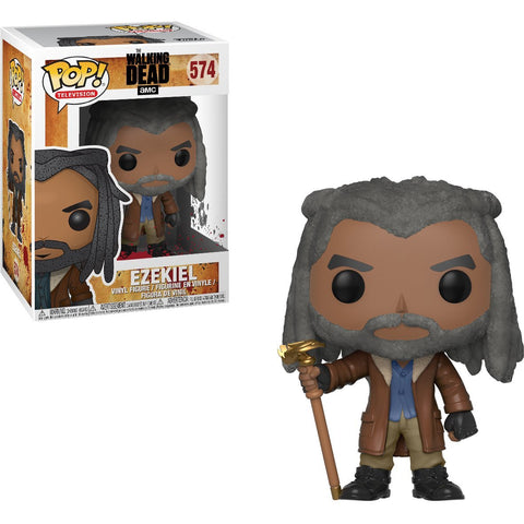 Funko POP! The Walking Dead Ezekiel Vinyl Figure