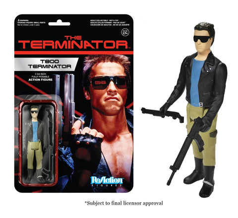 The Terminator with Sunglass
