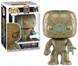 Funko POP! 80th Anniversary Spider Man Patina Vinyl Figure