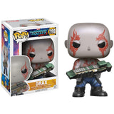 POP Guardians of the Galaxy Vol 2 Drax Vinyl Figure