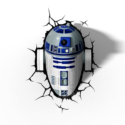 Star Wars R2D2 3D Nightlight