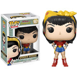 POP DC Bombshells Wonder Woman Vinyl Figure