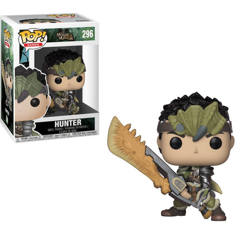 Funko POP! Monster Hunter Hunter Vinyl Figure