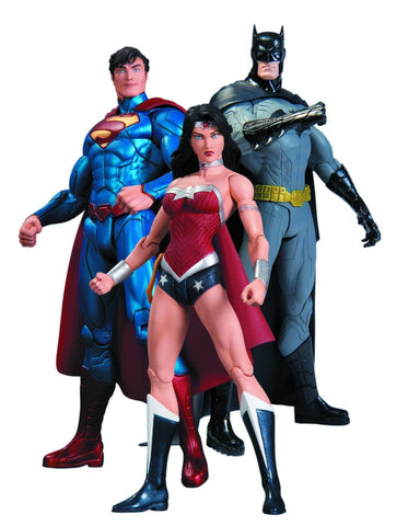 DC Collectibles Trinity War Action Figure Playset
