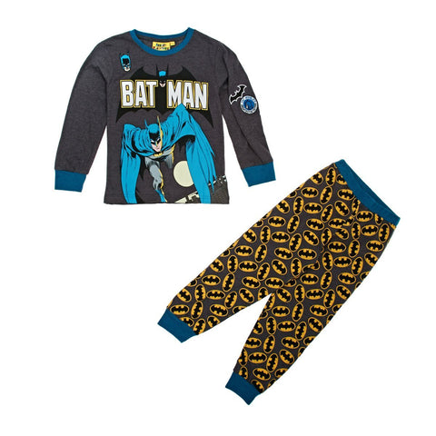 Batman Bat-Man 3/4 Pajamas