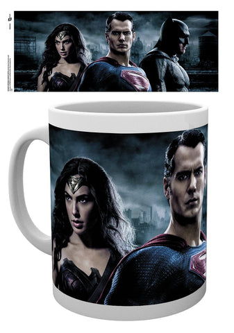Batman V Superman Trio Mug