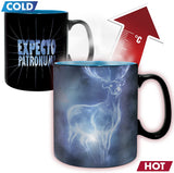 ABYstyle Harry Potter Patronus Heat Changing Mug