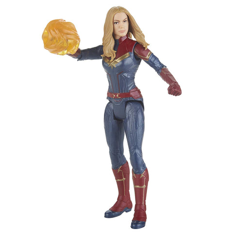 The Avengers Endgame Team Suit Captain Marvel Figure