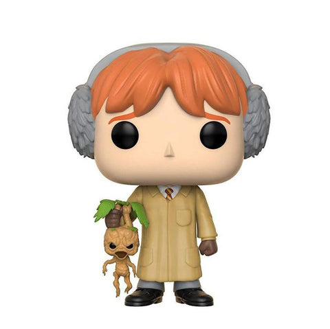 Funko POP! Harry Potter Ron Weasley Herbology Vinyl Figure
