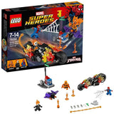 Lego Super Heroes SpiderMan Ghost Rider Team-up