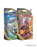 Pokemon Trading Card Sword & Shield-Rebel Clash Theme Decks (Random 1 Piece)