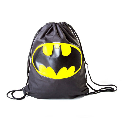 Batman Gym Bag Classic Logo