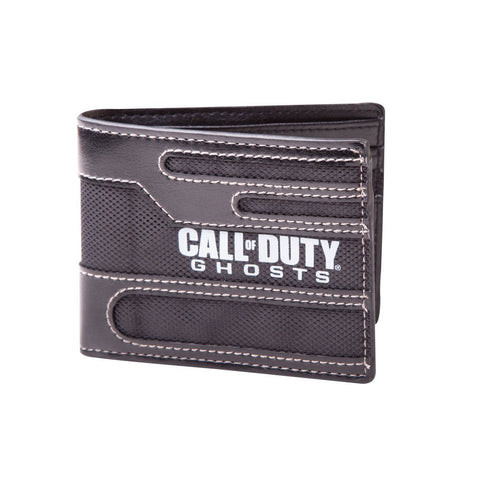 Call Of Duty Ghosts Nylon Cut Out Bifold Wallet