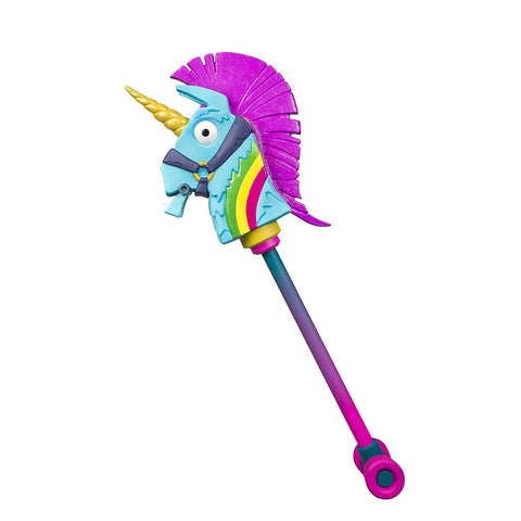 McFarlane Official Fortnite Rainbow Smash Premium Pickaxe