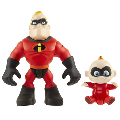 Disney's Incredibles 2 Mr. Incredible And Jack-Jack Toy Figure