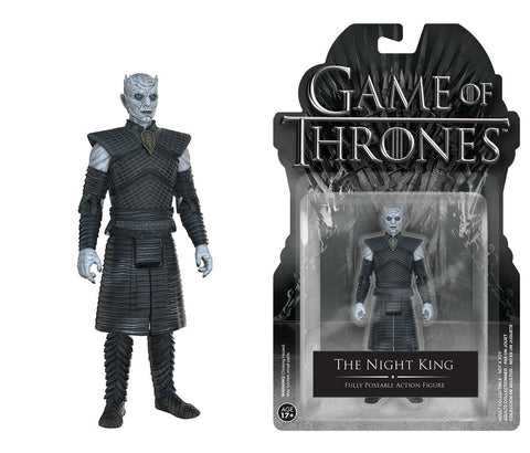 "Game of Thrones Night King 3/4"" Action Figure"
