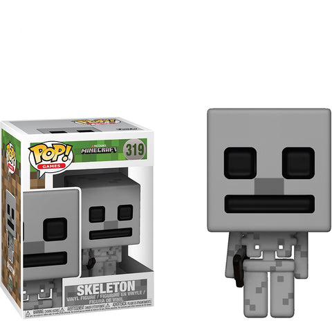 Funko POP! Minecraft Skeleton Vinyl Figure