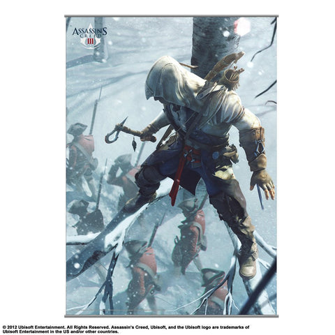 Assassin's Creed III Wall Scroll Vol 2